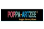 Poppa-Artzee Pet Throw Pillows
