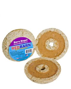 Redbarn Products Barn Bagel Dog Treats