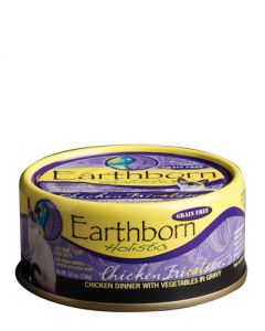 Earthborn - Grain Free Chicken Fricatssee - Canned Cat Food