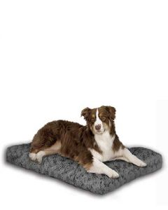 Midwest Homes Quiet Time Ombre' Fur Pet Bed