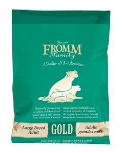 Fromm Family Foods Large Breed Adult Gold Dry Dog Food