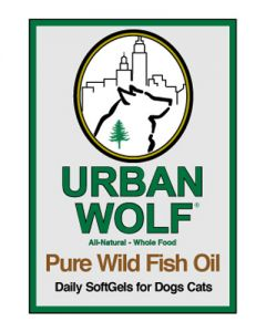Urban Wolf Pure Wild Fish Oil