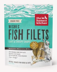 The Honest Kitchen Wishes Filets Pure Fish Treats