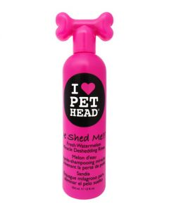 Pet Head Inc De Shed Me! Fresh Watermelon Miracle Deshedding Rinse