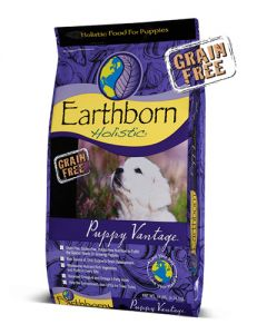 Earthborn Holistic Puppy Vantage Grain Free  Dry Dog Food