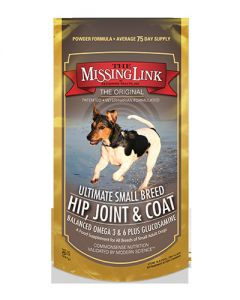 Missing Link - ORIGINAL SUPPLEMENT HIP AND JOINT FORMULA FOR DOGS