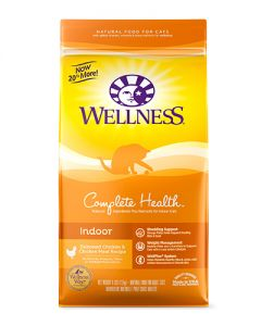 Wellness Complete Health Indoor Chicken Dry Cat Food
