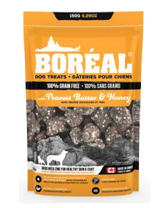 Boreal - Grain Free Peanut Butter / Honey Dog Treats