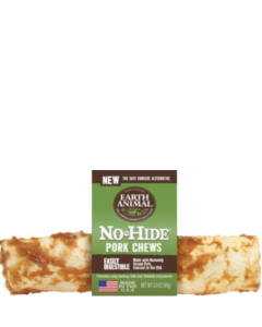 Earth Animal - No Hide Pork Dog Chews