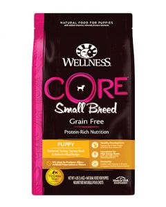 Wellness Core Small Breed Puppy Recipe Dry Dog Food