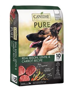 Canidae Grain Free PURE Land w/ Fresh Bison Dog Food