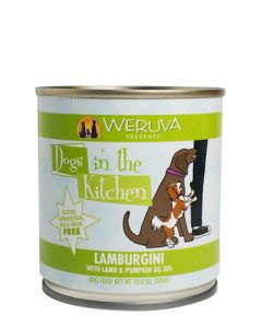 Weruva - Dogs in the Kitchen -Lamburgini With Lamb & Pumpkin Au Jus