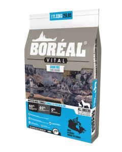 Boreal Vital White Fish Grain Free Dog Food