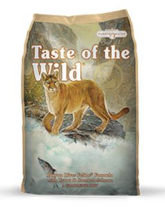 Taste of the Wild Canyon River Feline Formula with Trout & Smoked Salmon Cat Food