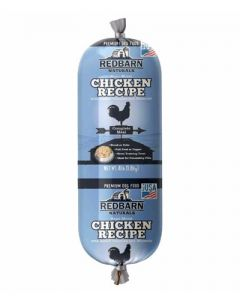 Redbarn Products Rolled Chicken & Liver Roll Dog Food