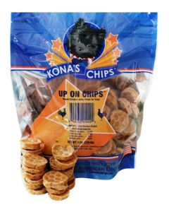 Kona's Chips Up on Chips Dog Treats