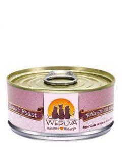 Weruva Mideast Feast Grilled Tilapia Canned Cat Food