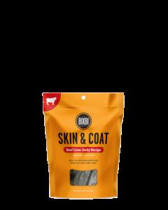 BIXBI - Skin & Coat Beef Liver Jerky Treats