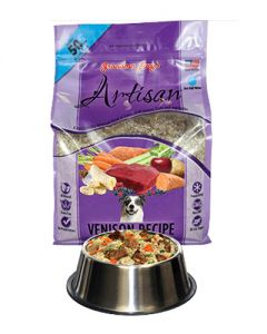 Grandma Lucy's Grain Free Artisan Venison All Natural Dog Food