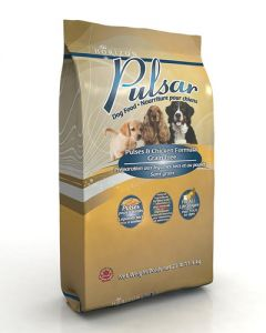 Pulsar Grain Free Chicken Dog Food