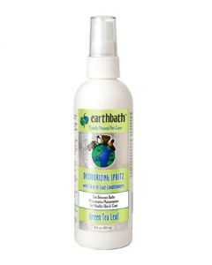 Earthbath Tea Tree Oil for Hot Spot & Itch Relief Deodorizing Spritz