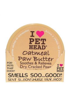 Pet Head Inc Oatmeal Natural Paw Butter