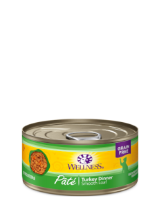 Wellness Complete Health Turkey Patte Canned Cat Food