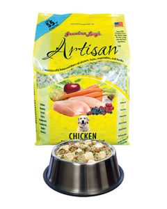 Grandma Lucy's Grain Free Artisan Chicken All Natural Dog Food
