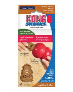 KONG - Stuff'N Peanut Butter Snacks - Dog Treat