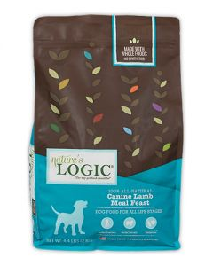 Nature's Logic Canine Lamb Meal Feast