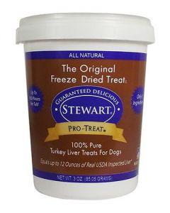 Stewart - Pro Treat Raw Freeze Dried Turkey Liver