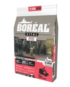 Boreal Vital Red Meat Grain Free Dog Food