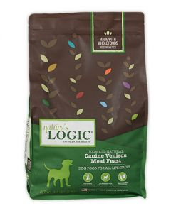 Nature's Logic Canine Venison Meal Feast