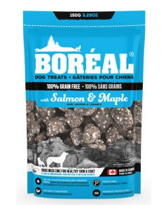 Boreal - Grain Free Salmon and Maple Dog Treats