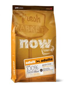 NOW! Fresh Grain Free Adult Dog Food