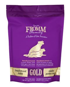 Fromm Family Foods - Small Breed Adult Gold - Dog Food