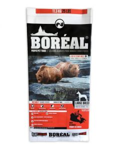 Boreal - Proper Large Breed Red Meat Low Carb Grain Dog Food