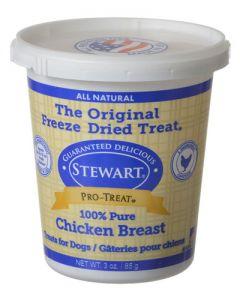 Stewart - Pro Treat 100% Pure Freeze Dried Chicken Breast