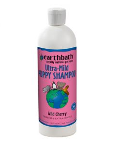 Earthbath Puppy Tearless Shampoo Baby-Fresh Cherry Essence