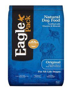 Eagle Pack Natural Original Chicken Meal and Pork  Formula Dog Food