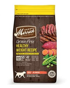 Merrick Grain Free Healthy Weight Dog Food