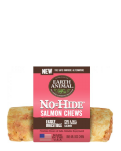 Earth Animal - No Hide Salmon Dog Chews