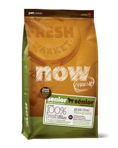NOW! Fresh Grain Free Small Breed Senior Dog Food