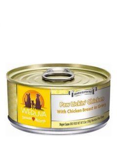 Weruva Paw Lickin' Chicken in Gravy Canned Cat Food