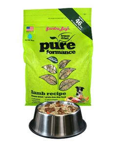 Grandma Lucy's Grain Free PurePerformance Lamb & Chickpeas Freeze Dried Natural Dog Food
