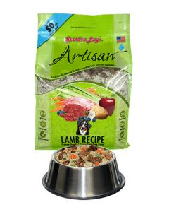 Grandma Lucy's Grain Free Artisan Lamb All Natural Dog Food