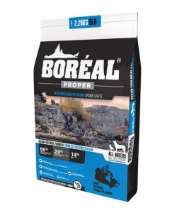 Boreal Proper Ocean Fish Formula Dry Dog Food