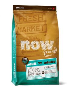 NOW! Fresh Grain Free Large Breed Adult Dog Food