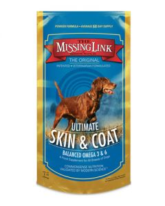 Missing Link Ultimate Skin & Coat Formula Dog Supplement