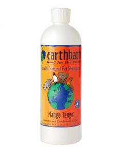Earthbath Mango Tango Conditioning Shampoo - Mango Scent